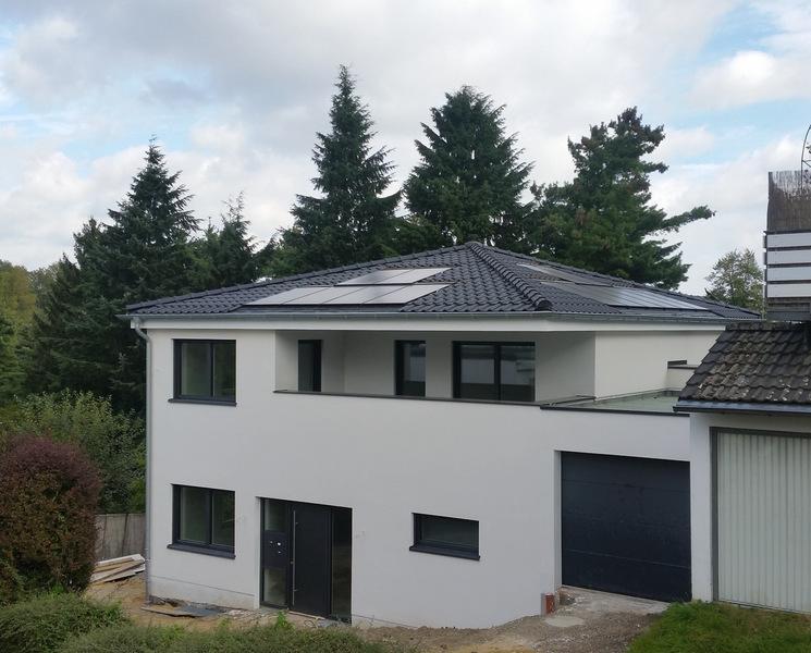 Solartechnik und Photovoltaik
